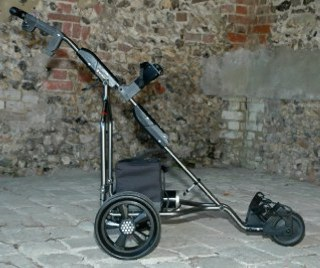 Euro Pro Greengolf Gator Golf Trolleys